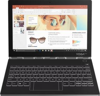"""Lenovo Yoga Book C930 10.8"""" Intel Core i5-7Y54 1.2GHz / 4GB RAM / 256GB SSD"""