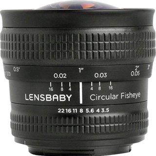 Lensbaby Circular Fisheye