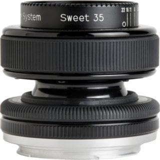 Lensbaby Composer Pro II w/ Sweet 35 Optic