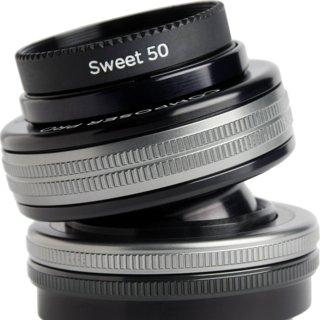 Lensbaby Composer Pro II w/ Sweet 50 Optic