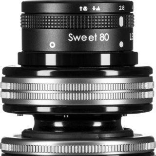 Lensbaby Composer Pro II w/ Sweet 80 Optic