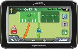 Magellan RoadMate 9212T-LM