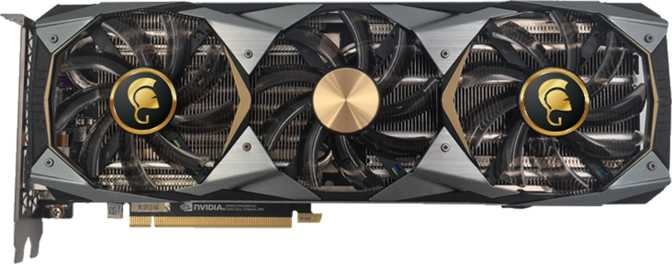 Manli GeForce RTX 2080 Ti Gallardo