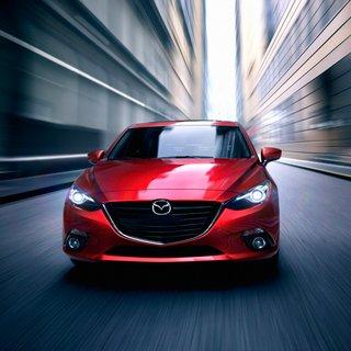 Mazda 3 i SV (2014)