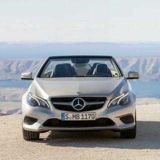 Mercedes-Benz E-Class Cabriolet E220 CDI (2014)