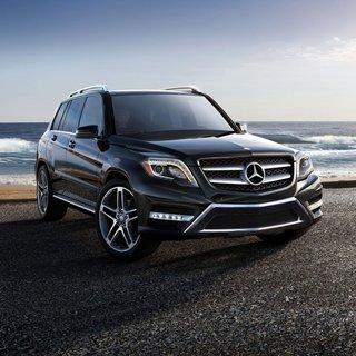 Mercedes-Benz GLK350 (2014)