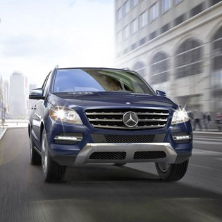 Mercedes-Benz ML350 (2014)