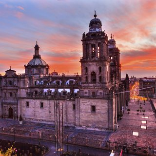 Kota Meksiko