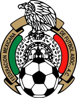 Mexico National Football Team 2018