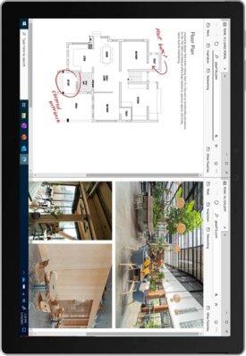 "Microsoft Surface Pro 7 Plus 12.3"" Intel Core i5-1135G7 2.4GHz / 8GB RAM / 256GB SSD (Wi-Fi)"