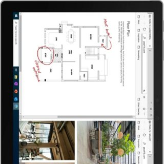 "Microsoft Surface Pro 7 Plus 12.3"" Intel Core i7-1165G7 2.8GHz / 32GB RAM / 1TB SSD"