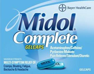 Midol Complete Caplets