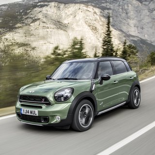 MINI Cooper Countryman (2014)