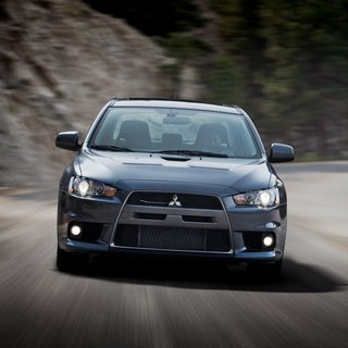 Mitsubishi Lancer Evolution MR (2014)