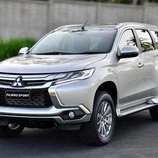 Mitsubishi Montero Sport (2017)