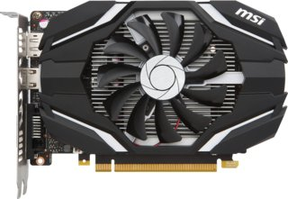 MSI GeForce GTX 1050 Ti