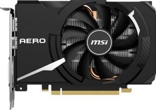 MSI GeForce GTX 1650 Super Aero ITX