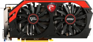 MSI GeForce GTX 760 Gaming