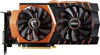 MSI GeForce GTX 970 Gaming Golden Edition