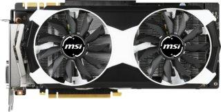 MSI GeForce GTX 980 Ti Armor 2X OC