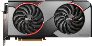 RX 5700 Gaming X MSI Gaming Radeon Rx 5700 256-bit 8GB GDRR6 HDMI//DP HDCP Support DirectX 12 Dual Fan VR Ready Navi Architecture OC Graphics Card