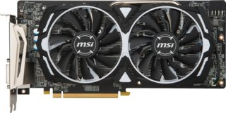 MSI Radeon RX 580 Armor 8GB