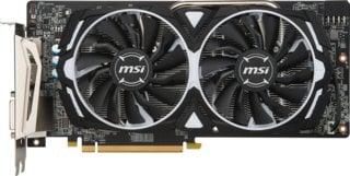MSI Radeon RX 580 Armor OC 4GB