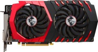 MSI Radeon RX 580 Gaming X+