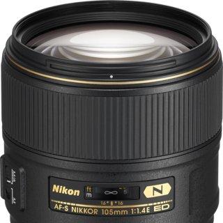 Nikon AF-S Nikkor 105mm F1.4E ED