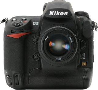 Nikon D3 + AF-Nikkor 50mm 1:1.4D