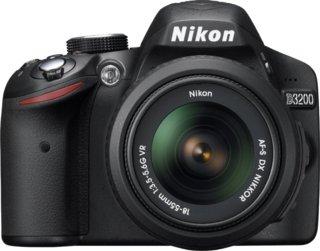 Nikon D3200 + Nikkor AF-S DX 18-55mm f/3.5-5.6G VR