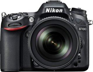 Nikon D7100 + 18-105mm f/3.5-5.6G ED VR DX
