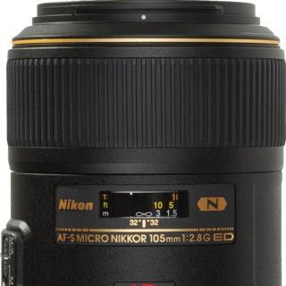 Nikon Micro-Nikkor 105mm F/2.8