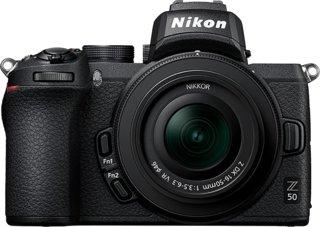 Nikon Z50 + Nikon Nikkor Z DX 16-50mm f/3.5-6.3 VR