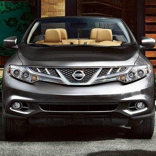 Nissan Murano CrossCabriolet (2014)