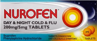Nurofen Day and Night Cold and Flu