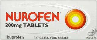 Nurofen Tablets 200mg