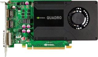 HP NVIDIA Quadro K2000 2GB GDDR5 Video Graphics Card 713380-001 713380