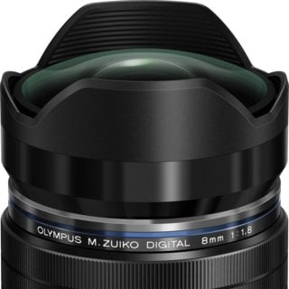 Olympus M.Zuiko Digital ED 8mm F1.8 Fisheye Pro