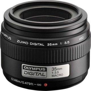 Olympus Zuiko 35mm F/3.5 1:1 Macro