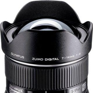 Olympus Zuiko ED 7-14mm F4.0