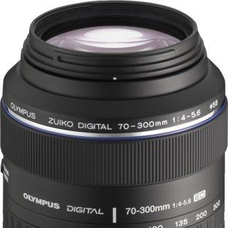 Olympus Zuiko ED 70-300mm F4-5.6