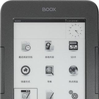 Onyx Boox i62 Touch