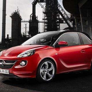 Opel Adam Jam (2014)