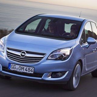 Opel Meriva SE (2014)
