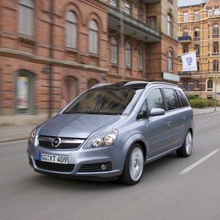 Opel Zafira Family 1.8 (2014)