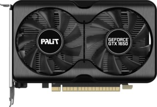 Palit GeForce GTX 1650 GamingPro OC GDDR6