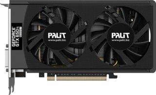 Palit GeForce GTX 650 Ti Boost OC 2GB