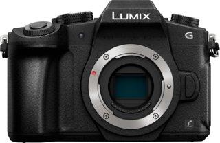 Panasonic Lumix DMC-G85