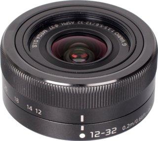 Panasonic Lumix G Vario 12-32mm F/3.5-5.6 ASPH
